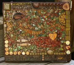 mosaic wall decor: mosaic wall decor red crow arts