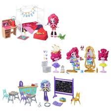 «Hasbro <b>Игровой набор</b> 'Пижамная вечеринка' с мини-куклой ...