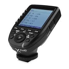 Пульт-<b>радиосинхронизатор Godox Xpro-C TTL</b> для Canon