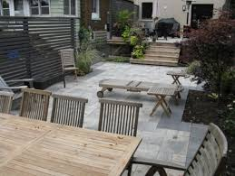 del mar curupay wood deck patio