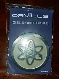 <b>THE ORVILLE</b> TV <b>Medical</b> Logo Screen Accurate Chest Insignia ...