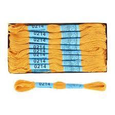 <b>Мулине</b>, №<b>0214</b>, 8±1м, цвет охра (1296813) - Купить по цене от ...
