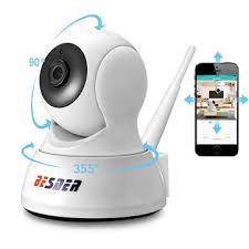 besder hd 1080p <b>720p wifi</b> security <b>ip camera</b> two way audio ...