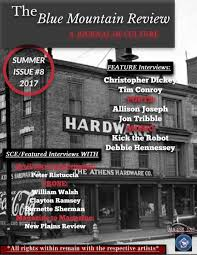 The Blue Mountain Review Issue 8 by CollectiveMedia - issuu