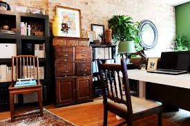 file cabinet locks home office eclectic with black bookshelves color eclectic exposed brick global houseplant round brick office furniture