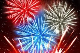 July 4th Fireworks Closes Wyandot Street   City of Findlay, Ohio
