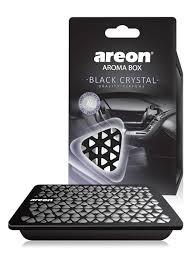 <b>Ароматизатор AREON AROMA</b> BOX Black Crystal
