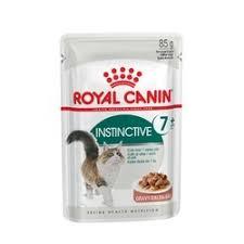 <b>Royal Canin Instinctive</b> +7 <b>паучи</b> в соусе для кошек старше 7 лет ...
