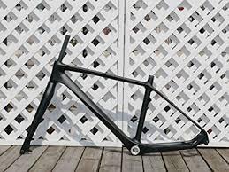 26er Carbon Fiber Mountain Bike Frame 16