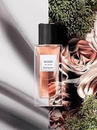 Le Vestiaire Des Parfums - <b>Blouse</b> luxury variant by <b>Yves Saint</b> ...