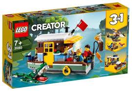 Купить <b>Конструктор LEGO Creator</b> 31093 Плавучий дом по низкой ...