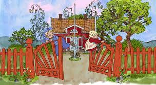 Bildresultat för astrid lindgren figurer tecknade