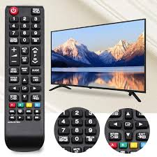 <b>Smart Remote Control</b> Use For C Tv Led Smart Tv Aa59 00786A ...