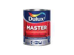Универсальная алкидная <b>краска</b> DULUX <b>MASTER 30 BW белая</b> 1 л