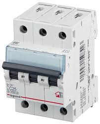 <b>Автоматический выключатель Legrand</b> TX3 3P (C) 6kA — купить ...