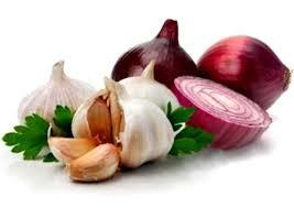 Image result for bawang merah dikupas + bawang putih dikupas