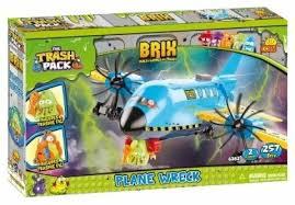 Характеристики модели <b>Конструктор Cobi Trash</b> Pack Brix 6262 ...