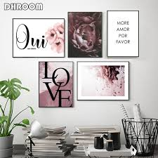 Special Price For wall art <b>flowers</b> and <b>love</b> ideas and get free ...