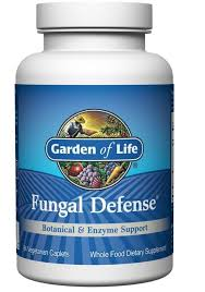 Garden of Life <b>Fungal Defense</b> Vegetarian Caplets , <b>84</b> Ct - Walmart ...