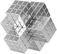 <b>Magic Cube</b> Metal Infinity Cube Durable <b>Aluminum Alloy</b> Toy ...