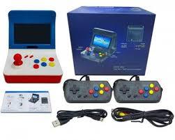 Портативная <b>игровая приставка Retro</b> Arcade + 3000 встроенных ...