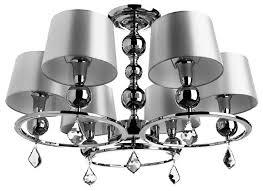 <b>Люстра Arte Lamp</b> Promessa <b>A3074LM</b>-<b>6CC</b>, E14, 240 Вт — купить ...