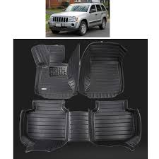 <b>lsrtw2017</b> leather car floor mats for jeep grand cherokee wj 1999 ...