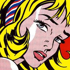 Resultado de imagen para imagenes de roy lichtenstein
