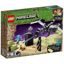 Купить <b>конструктор LEGO Minecraft Последняя</b> битва 21151 в ...