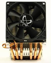 <b>Scythe Katana</b> 3: процессорный <b>кулер</b> с шестью тепловыми ...