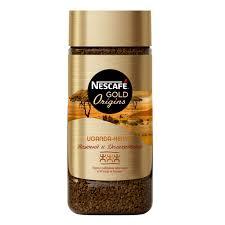 Купить <b>Кофе растворимый Nescafe</b> GOLD Uganda-Kenya, 85 г с ...