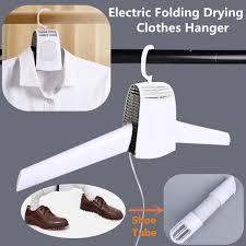 Travel <b>Portable Hanging Folding</b> Electric <b>Clothes</b> Dryer <b>Hanger</b>