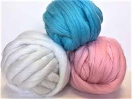 The Best Chunky Knit <b>Yarn</b> for <b>Arm Knitting</b> Projects January 2020