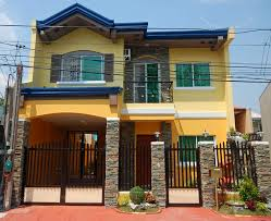 Small Picture Contemporary Home Design Philippines l Cheap House Contractor