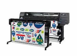 <b>Печатно</b>-<b>режущий комплект HP Latex</b> 335 Print and Cut 1.625 м ...