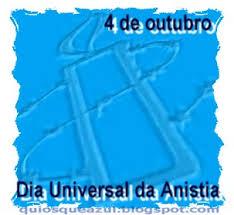 Resultado de imagem para dia universal da anistia