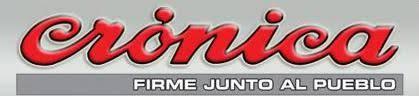 Resultado de imagen para logo del diario cronica