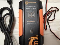 Обзор от покупателя на <b>Зарядное устройство Агрессор</b> (AGR ...