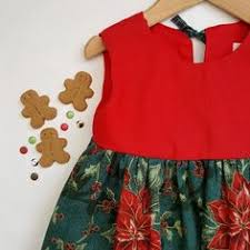 <b>Cute girls reindeer</b> print, puffball style, Christmas dress available to ...