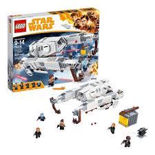 <b>Lego Star Wars</b> Imperial AT-Hauler 829pc - <b>75219</b> | Lego star, Star ...