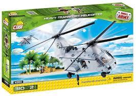 <b>Конструктор COBI Heavy Transport</b> Helicopter | mamico.md