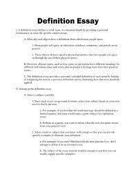 definition essay topics descriptive essay outline examples outline    definition essay topics descriptive essay outline examples example outline for definition essay outline for a definition