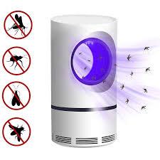 USB Powered <b>Insect</b> Killer Non-Toxic UV <b>LED Mosquito</b> Trap Lamp ...