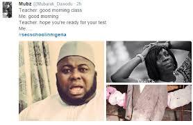 Welcome to Linda Ikeji's Blog: Nigerians recount their secondary ... via Relatably.com