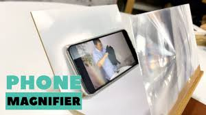 HoFire <b>Foldable Phone</b> Screen Magnifier Review - YouTube