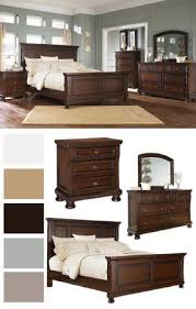 ashley furniture bedroom dressers awesome bed: with a rich finish and beautiful touches like bun feet this bed will effortlessly bring elegant style to your bedroom