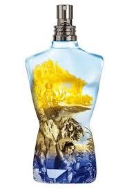 <b>Le Male Summer</b> 2015 Jean Paul Gaultier for men Luxury Fragrance ...