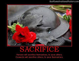 Military Sacrifice Quotes. QuotesGram