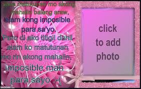 Quotes About Love Facebook Status Tagalog
