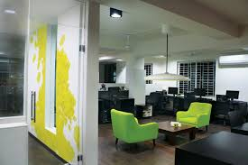advertising office interior design white canvas amp 22 feet officeac shanavas photography architect office names